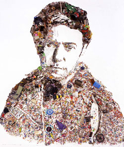 (c) Vik Muniz, Kyber Pass